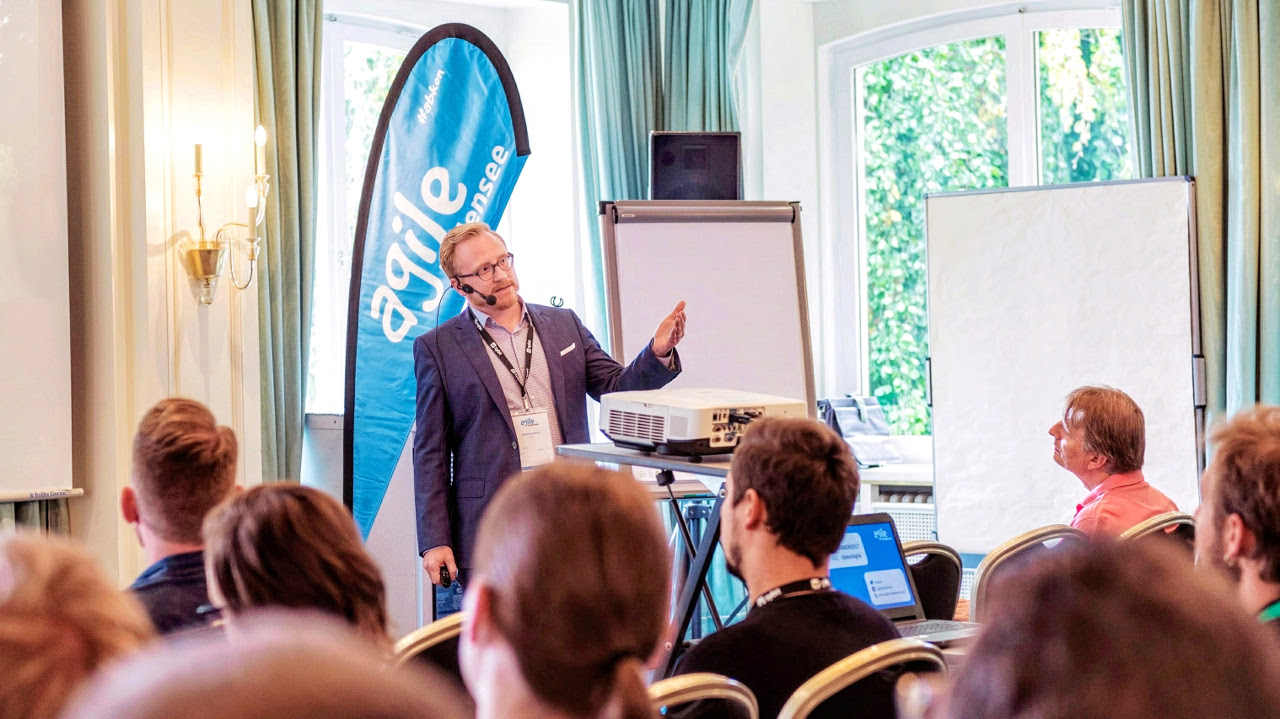 Agile Bodensee 2017: Andreas Kuhl