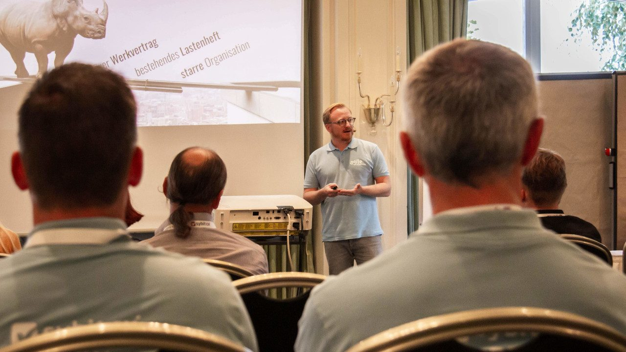 Agile Bodensee 2019: Andreas Kuhl